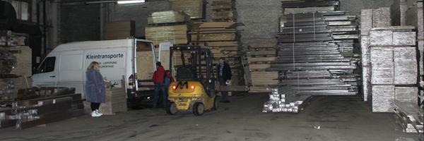 Производственная база Листелли